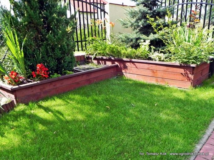 Zrób To Sam Podwyższona Rabata Ogrodnik Tomek