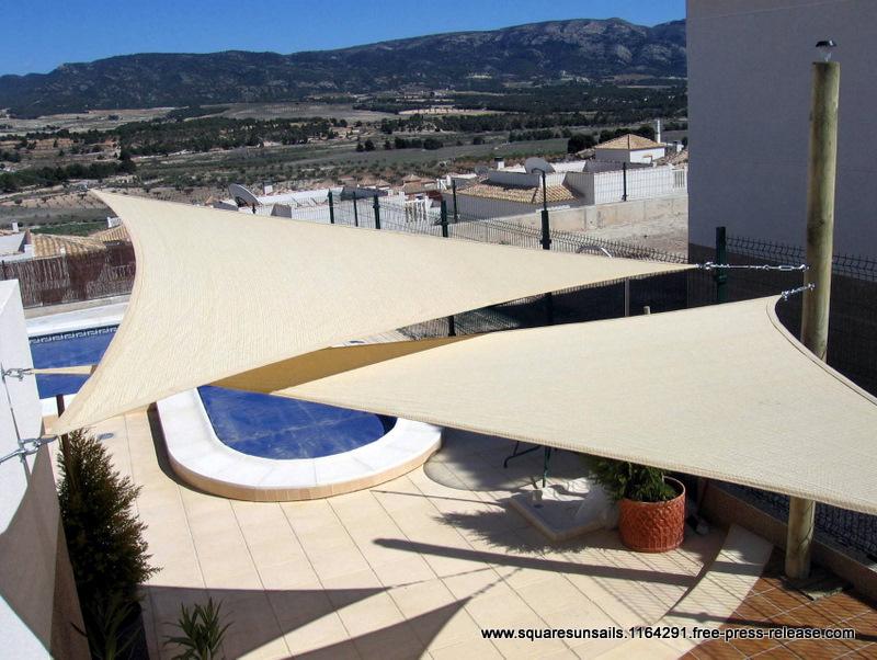 Agiel ogrodowy alternatywa dla parasola ogrodnik tomek for Piletas cuadradas de lona