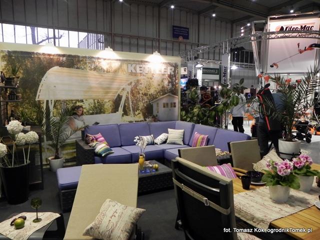 Ekskluzywne Meble Ogrodowe Kettler : Gardenia 2013 – relacja z targów ogrodniczych w Poznaniu  Ogrodnik