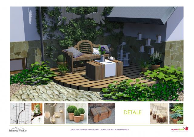 projekt ogrodu nałęczów architektura krajobrazu warszawa