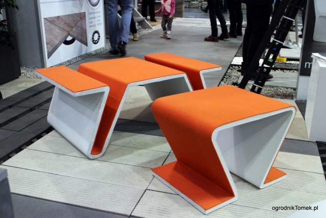 Betonowe siedziska - Modern line