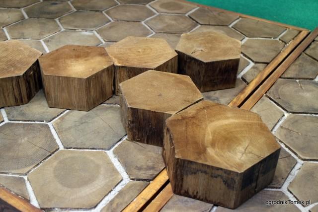 Drewniany bruk - Wodrew