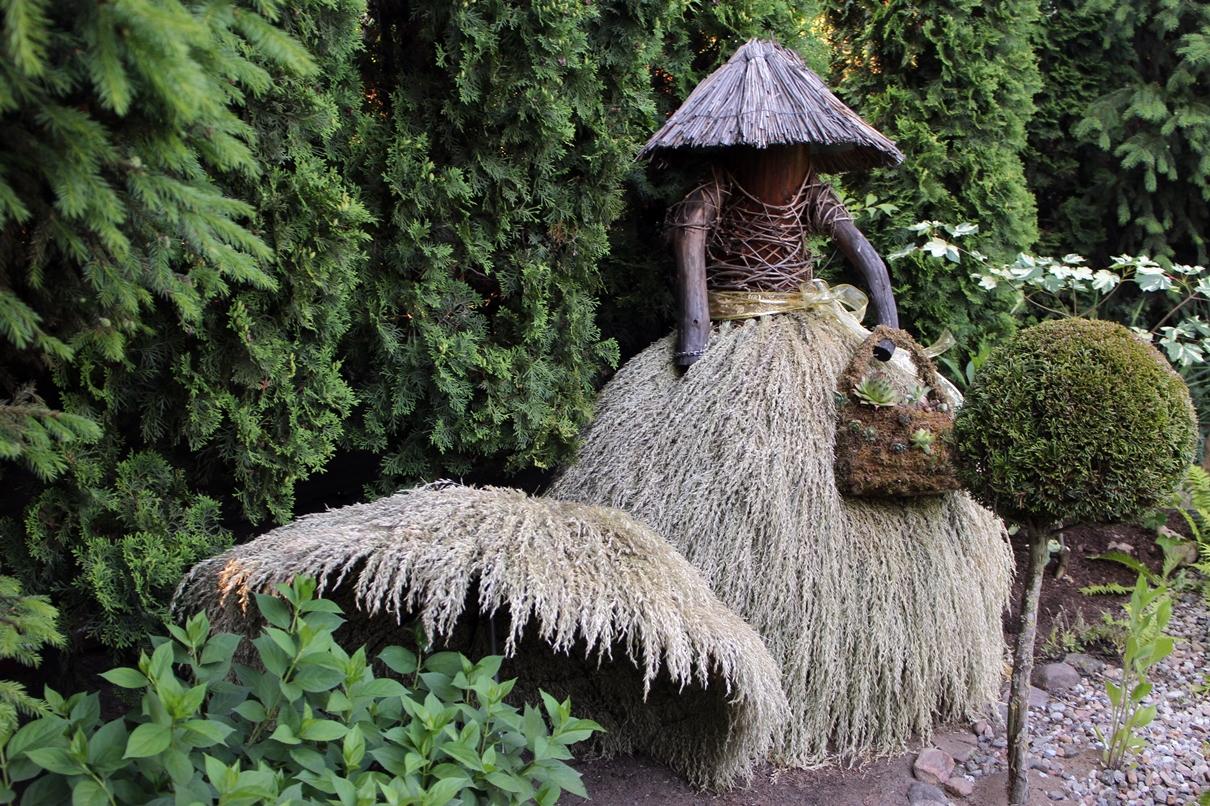 Najbardziej kreatywny ogród w Polsce
