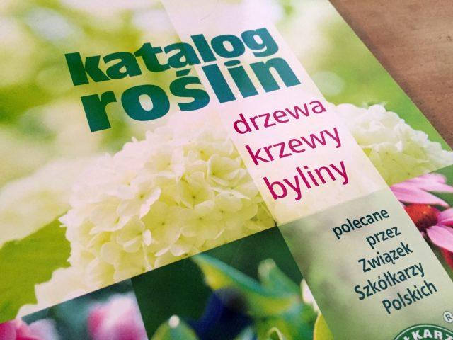 Katalog roślin