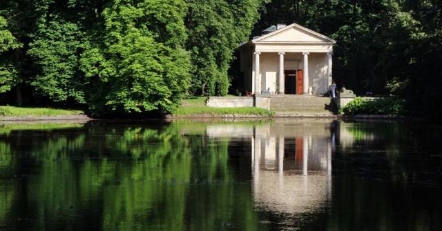 Arkadia – niezwykły park godzinę drogi od Warszawy